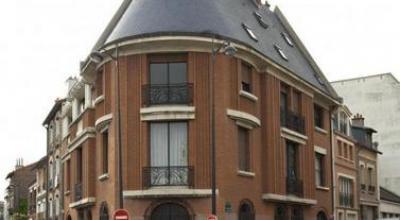 Rénovation de l'Hôtel particulier de J. Baker en immeuble BBC