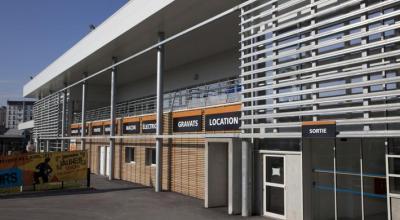 Rénovation et agrandissement d'un point de vente de la Plateforme du Bâtiment