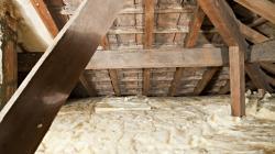Isolation rénovation grenier : quand utiliser la laine IBR