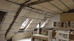 Isolation des murs, cloisons et combles avec Isoduo 36