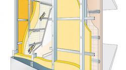 Façade F4 : caractéristiques de la façade