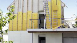 Isolation des murs par l'extérieur : principes et caractéristiques