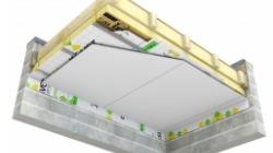 Etanchéité à l'air des toitures plates bois  : système Toiture plate HYGRO+