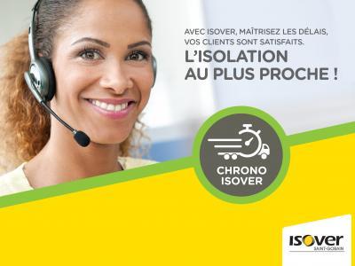 CHRONO ISOVER : de la commande à la livraison… BROCHURE