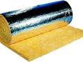 Isolation bâtiment métallique : laine de verre Feutral