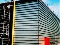 Isolation thermo acoustique des toitures : feutre pour bardages métalliques