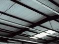 Isolation toiture métallique : pose de Feutre Tendu Alu Blanc