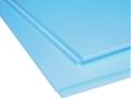 Isolation thermique des planchers bas : panneau de polystyrène extrudé