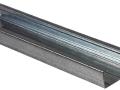 Isolation :  Profilé pour ossature métallique des systèmes d'isolation Fourrure Optima 240