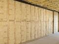 Isolation maison à ossature bois : pose de Isomob 35R