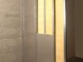 Pose de la laine de verre Multimax 30 en isolation des murs