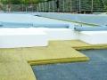 Laine de roche PRotect LR-B pour l'isolation thermique des bâtiments métalliques