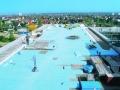 Isolation et étanchéité des bâtiments maçonnés : pose du panneau XPS Roofmate SL-X