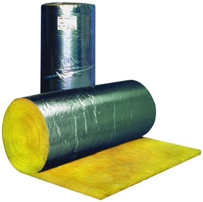 Feutre tendu alu - Resistance thermique laine de verre ...