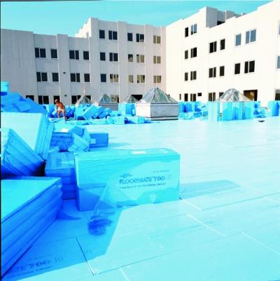 Isolation thermique des bâtiments maçonnés : pose de Floormate 700-A