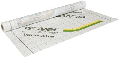 Isolation des murs par l'intérieur et étanchéité à l'air : membrane Vario Xtra