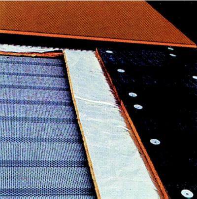 Isolation bâtiments métalliques : Pose de Parvacoustic