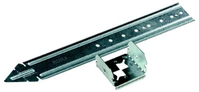 Isolation des combles aménagés : suspente métallique Prefixe 220 Combles