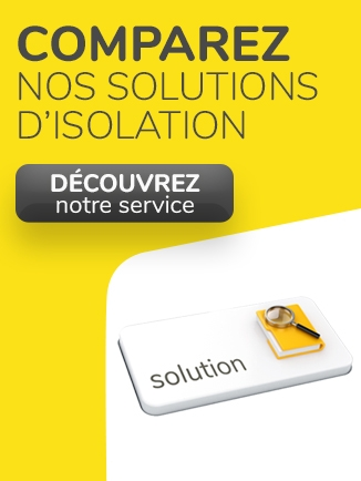 Click&Find - les solutions d'isolation ISOVER
