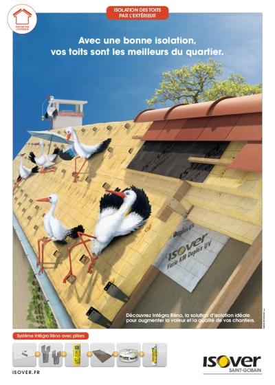 Intégra Réno : avec une bonne isolation, vos toits sont les meilleurs du quatier