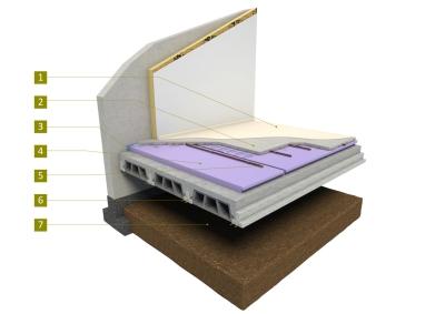 Isolation thermique du plancher bas sur vide sanitaire - Isolation sous vide sanitaire ...