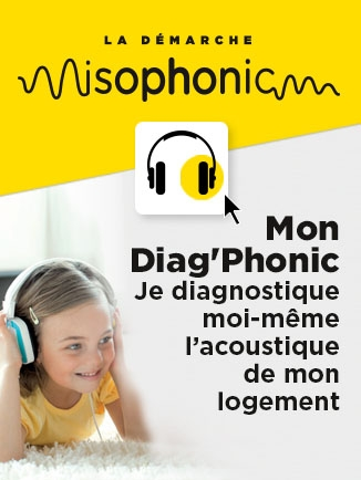 ISOPHONIC : La diagnostic Phonic d'ISOVER