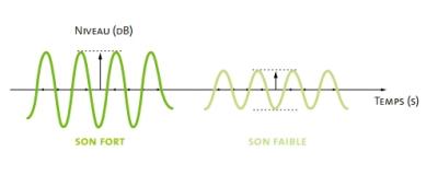 Les caractéristiques du son