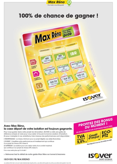 Max Reno : Ticket 100% Gagnant