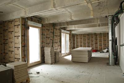 Isoler les murs par l 39 int rieur ou l 39 ext rieur solutions - Isolation interieure des murs ...