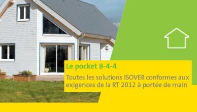 Isolation des bâtiments neufs : Pocket 8-4-4