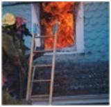 Résistance au feu des isolants en laine de verre