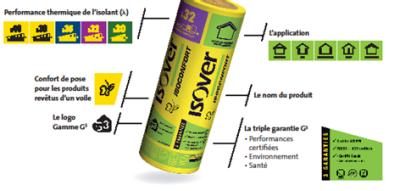 Garanties Produits ISOVER