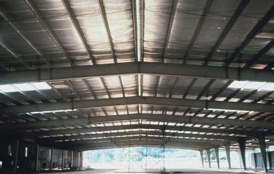 Isolation des toitures s ches m tal solutions - Hangar gratuit avec toiture photovoltaique ...