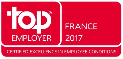 Top Employer France Top 5