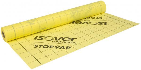 Membrane d'étanchéité à l'air et pare-vapeur Stopvap