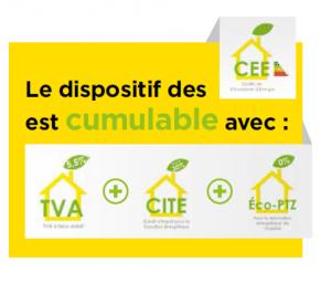 Les conditions d'éligibilité aux CEE, ISOVER
