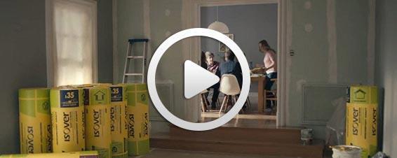 Vidéo de pose ISOVER