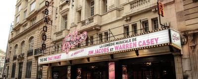 Le Théâtre Mogador, un haut-lieu du music-hall à Paris