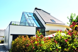 Maison basse consommation solutions ISOVER