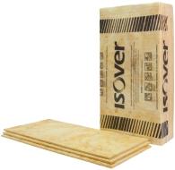 Isolation acoustique des planchers d'étage avec le panneau en laine de verre Domisol LV