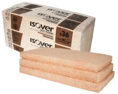 Isolant Isoduo 36 : Isolant composite à base de fibres de bois