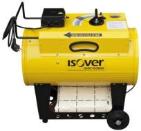 Machine d'auto-évaluation de l'étanchéité à l'air Isov'air Test