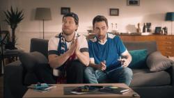 Actu Campagne Pub TV Foot Isover