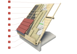 isoler toiture par l 39 ext rieur les solutions. Black Bedroom Furniture Sets. Home Design Ideas