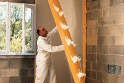 Calibel doublage collé pour l'isolation des murs par l'intérieur ISOVER