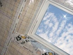 Etanchéité à l'air des fenêtres solutions ISOVER