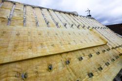 Isolation de la toiture par l'extérieur ISOVER