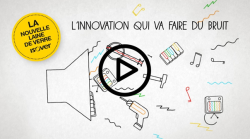 L'innovation qui va faire du bruit - la nouvelle laine