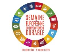 Visuel Semaine européenne du développement durable