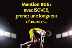 Formation RGE artisan ISOVER